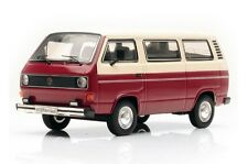 "VW T3a Bus ""Dark Red/White"" (Premium Classixxs 1:43 / 11457)"