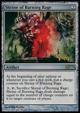 MTG SHRINE OF BURNING RAGE FOIL SANTUARIO DELLA RABBIA ARDENTE PROMO