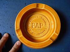 Ancien Cendrier Publicitaire Papeterie Parisot PAP Mâcon Bourg en Bresse