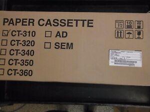 NEW Kyocera CT-310 Paper Cassette 302F893051 CT-310(E)
