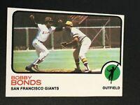 F59220  1973 Topps #145 Bobby Bonds GIANTS