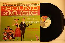 "Selections from the Broadway Musical The Sound of Music - Spinorama  LP 12"" (VG)"