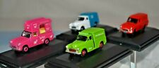 JobLot of 1:76 (00 Gauge) Vehicles. Ice Cream Van, Royal Mail,Coop & Courier VGC