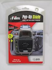 Delkin Snap on Pro Series Pop-Up Shade for Nikon D70s #61572