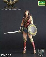 SHF S.H.Figuarts Batman v Superman Dawn of Justice No.4 Wonder Woman PVC