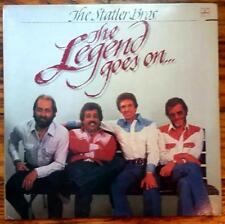 """STATLER BROTHERS """"The Legend Goes On"""" USED 1982 Mercury LP VG+/VG+"""