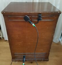 Leslie 770 (760 Nußbaum) Hamburg Preis VB Hammond Transistor Verstärker m Rollen