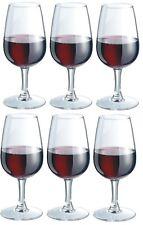 Durobor Set di 6 Bicchiere Vino Bianco o bicchieri da vino rosso 220 ML