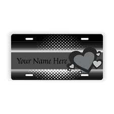 """Personalized Novelty License Plate 6"""" x 12"""" Add Your Name Or Text"""