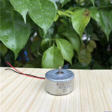 RF-300C-12350 DC 1.5V-6V 3V 5.9V 8500RPM Micro Solar Power Motor DIY CD DVD Toy