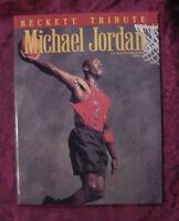 1993 #4 BECKETT NBA Basketball Tribute Magazine MICHAEL JORDAN