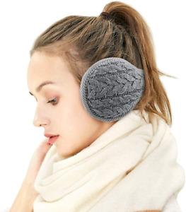 cubre orejas suave para frio calentador de oreja invierno para hombre mujeres