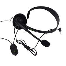 Microsoft Xbox 360 Headset - Genuine - Tested & Working