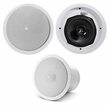"""(2) JBL Control 26C 6.5"""" 150w In-Ceiling Home Theater Speakers+Ceiling Subwoofer"""