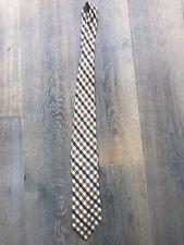 Aquascutum Men's Tie In Classic Check