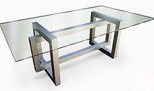 Gambe-Piedi per tavolo in ferro, tavolo da cucina-salotto, grezzo o verniciato..