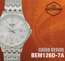 Casio Beside Watch BEM126D-7A
