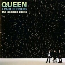 Queen & paul rodgers-the Cosmos rocks CD 14 tracks rock/pop NEUF