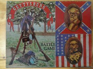 GETTYSBURG Civil War Battle Game - Vintage Avalon Hill