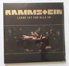 Rammstein - Liebe Ist Für Alle Da - ltd LP x 2 - 2009 - 2721463 - SEALED