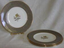 Lot 4 Wedgwood England Dessert Bread & Butter Plates - Classic Elaine #4241