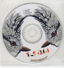 (ET456) Isaw, I Wander / Massimo / Two Hands - DJ CD