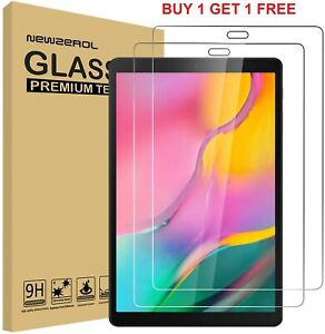 Tempered Glass Screen Protector For Samsung Galaxy Tab A 10.1 T510 T515 (2019)