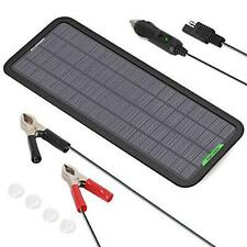 ALLPOWERS 12V 5W Portable Solar Car Boat Power Solar Panel Battery Charger