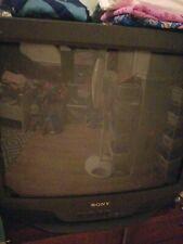 "Sony Trinitron KV-27V42 27"" CRT Television"