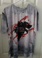 Game Of Thrones: Stark T Shirt