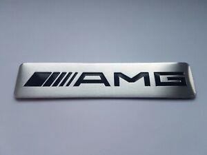 Mercedes Benz AMG Badge