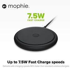 Mophie Wireless Charging Base Pad Charger iPhone 8 8+ X XS XR Max Samsung S9