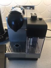 delonghi lattissima Nespresso Coffee Machine Silver With Milk Frother