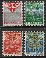 1926 kinderzegels complete ongestempelde serie NVPH 199 / 202