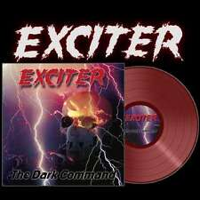 EXCITER - The Dark Command (NEW*LIM.300 RED VINYL*CAN SPEED METAL CLASSIC)