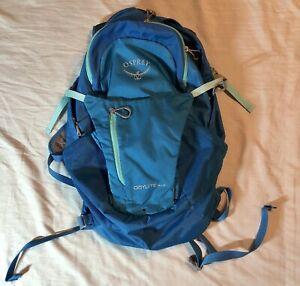 Osprey Daylite Plus Backpack 20L Blue Lightweight Hiking Day Pack