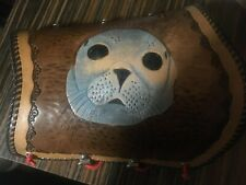 Leather Arm Bracer for Left Hand archer  warn on the right arm