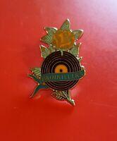 Painkillers Pin Music Fan Pin Enamel Retro Metal Brooch Badge Lapel Record