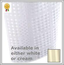 Euroshowers Fabric Shower Curtains