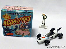 "Used Time Slip Glico ""Nostalgic 20th Century"" HONDA F1 Miniature Figure KAIYODO"