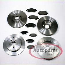 Toyota Auris - Bremsscheiben Bremsen Bremsklötze Beläge für vorne hinten*