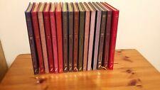 FULL SET OF 16 TREASURES OF THE WORLD BOOKS.