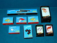 8 Vintage! MAGIC TRICKS by RUSS BERRIE lot @ Abracadabra DICE/ROPE/CUPS/PENCIL