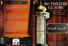 26226 // CASH CASH DARRY COWL JEAN LEFEBVRE JACQUES BALUTIN DVD EN TBE