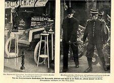 Bilddokumente v.d.Intern.Pariser Automobil-Fahrrad u. Sport-Ausstellung 1901