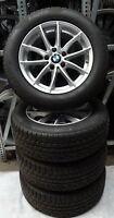 4 BMW Winterräder Styling 304 225/60 R17 99H BMW X3 F25 X4 F26 6787575 RDKS TOP!
