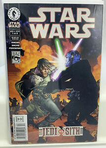 Star Wars Jedi vs Sith #1 - First appearance of Darth Bane Comic NEWSSTAND