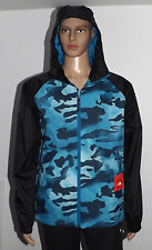 The North Face Men's Boreal Wind Breaker Jacket Camo Size Large NWT