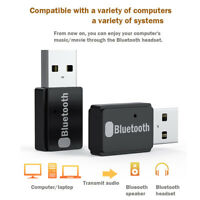 USB Bluetooth 5.0 Sender Empfänger Stereo Audio Soundkarte USB Adapter