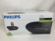 Philips Fidelio Android Docking Speaker- Charging, Bluetooth Audio Player AS351